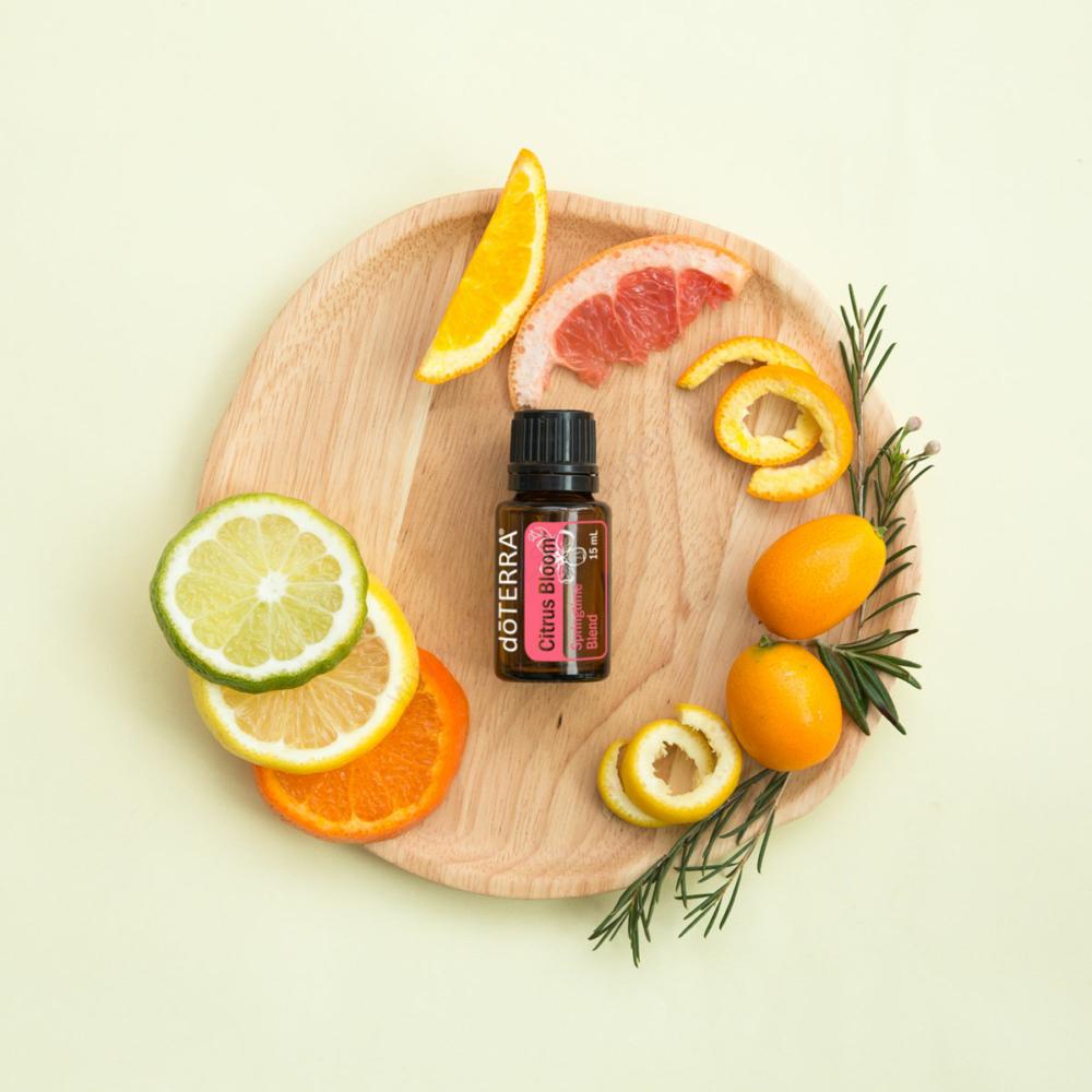 Citrus Bloom® illóolaj keverék - doTERRA -15ml
