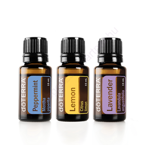 doterra-beginer's-trio