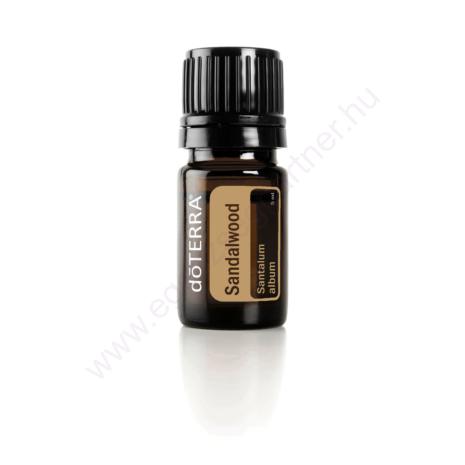 Szantálfa (Sandalwood) illóolaj - doTERRA - 5ml